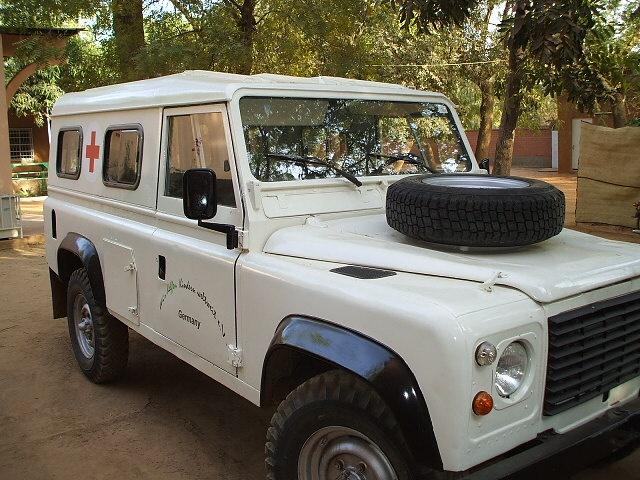 Ambulanz Niger