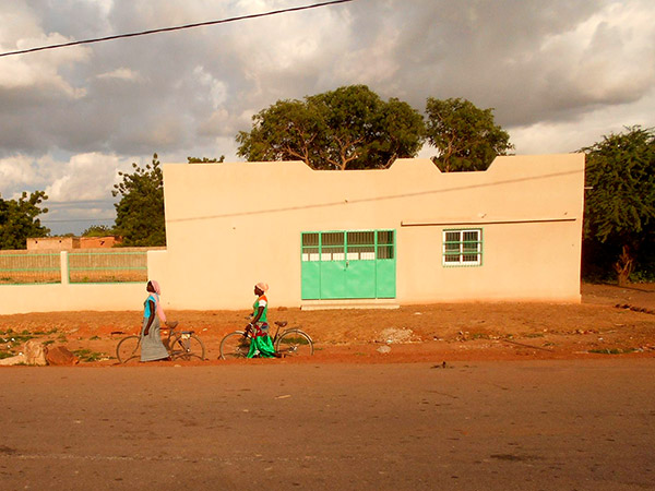 Apotheke im Niger