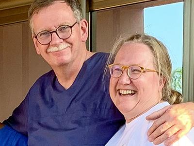 Dr. Roland und Angelika Klein