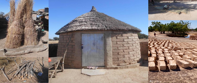 Hüttenau im Niger